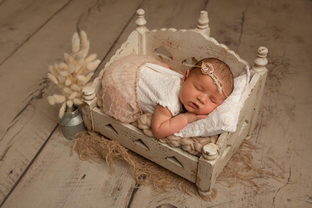 Photographe bébé Arcachon Stephanie Bara